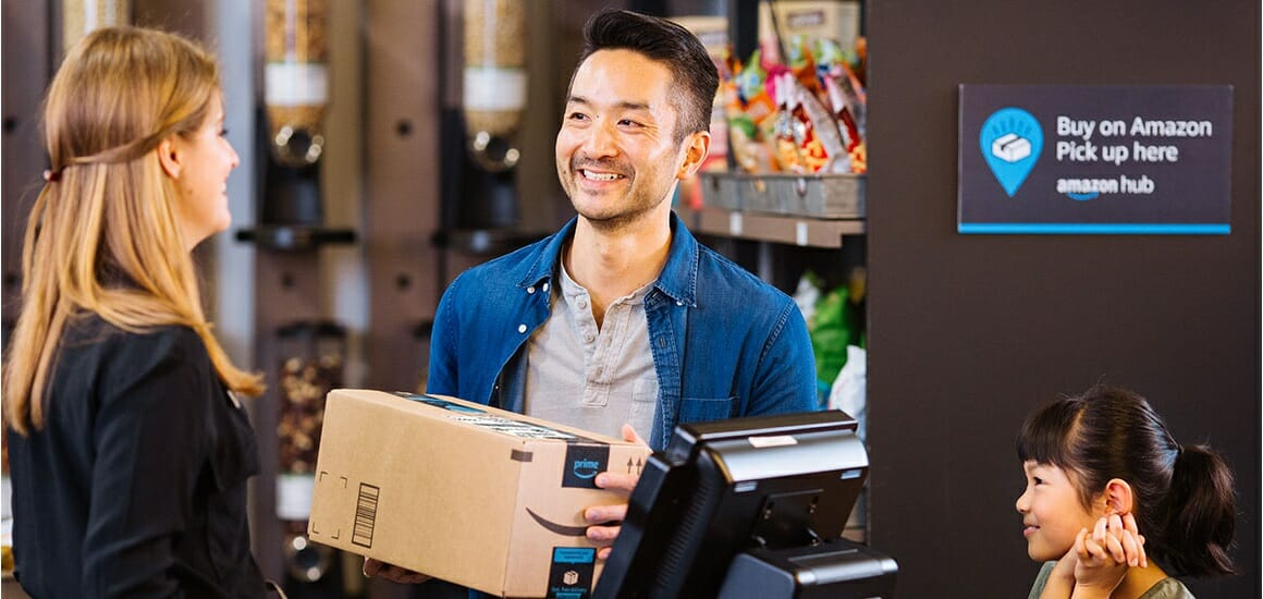 Amazon expands its Counter offering for PUDO in the US