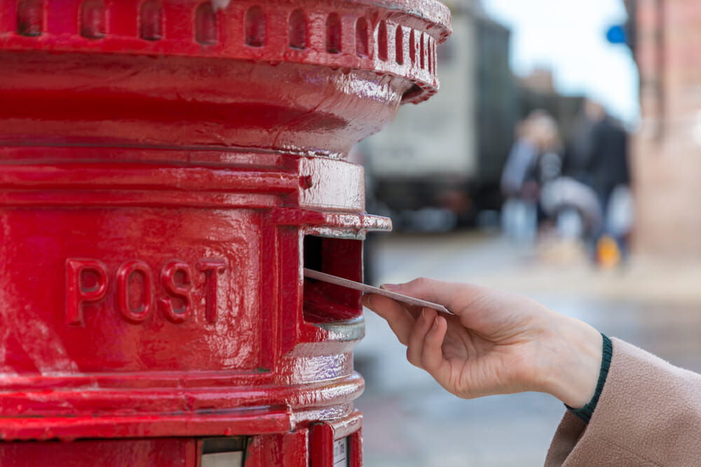 Royal Mail CEO reveals parcel growth needs to double the decline in letters